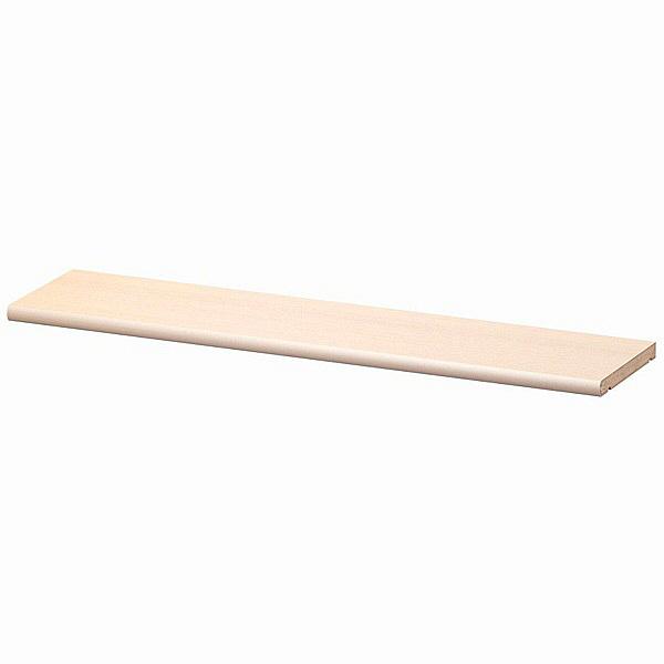 大洋 Shelfit(シェルフィット) エースラック/カラーラックS 追加棚板 標準タイプ 本体幅700×奥行190mm専用 ライトナチュラル 1枚 (取寄品)