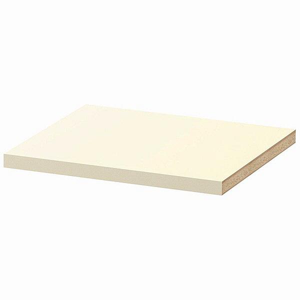 大洋 Shelfit(シェルフィット) エースラック/カラーラックM 追加棚板 タフタイプ 本体幅400×奥行400mm専用 ホワイト 1枚 (取寄品)