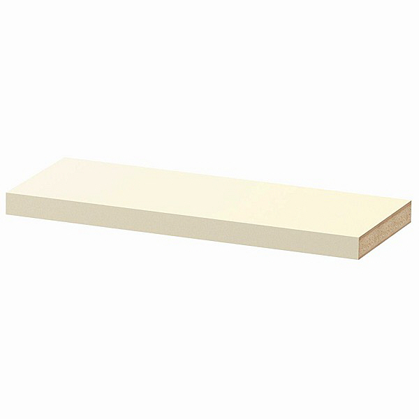 大洋 Shelfit(シェルフィット) エースラック/カラーラックS 追加棚板 タフタイプ 本体幅400×奥行190mm専用 ホワイト 1枚 (取寄品)