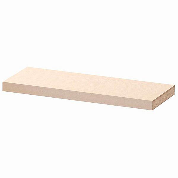 大洋 Shelfit(シェルフィット) エースラック/カラーラックS 追加棚板 タフタイプ 本体幅500×奥行190mm専用 ライトナチュラル 1枚 (取寄品)