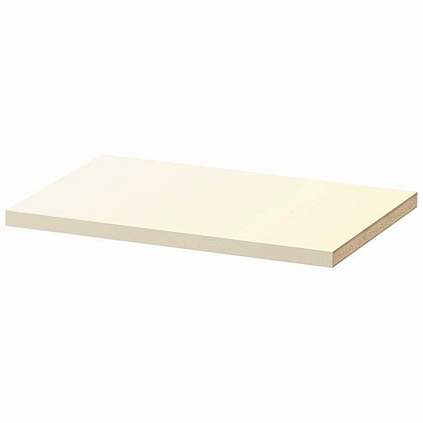 大洋 Shelfit(シェルフィット) エースラック/カラーラックM 追加棚板 タフタイプ 本体幅600×奥行400mm専用 ホワイト 1枚 (取寄品)
