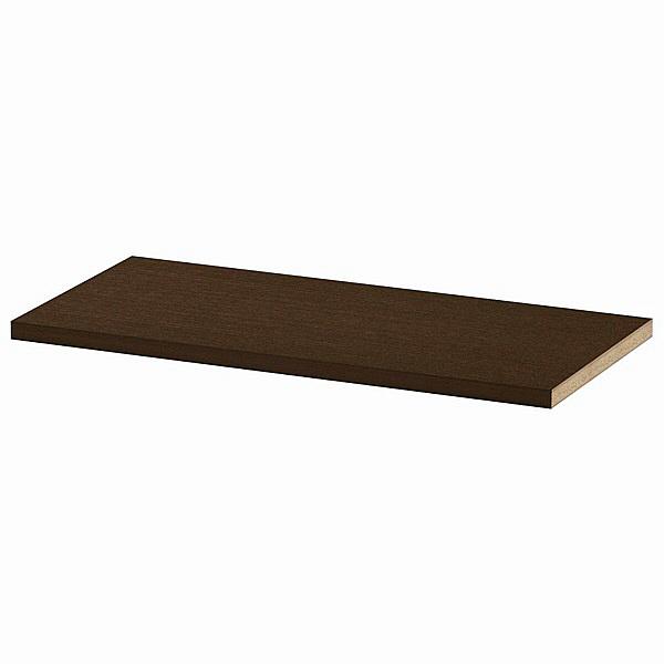 大洋 Shelfit(シェルフィット) エースラック/カラーラックM 追加棚板 タフタイプ 本体幅800×奥行400mm専用 ダークブラウン 1枚 (取寄品)