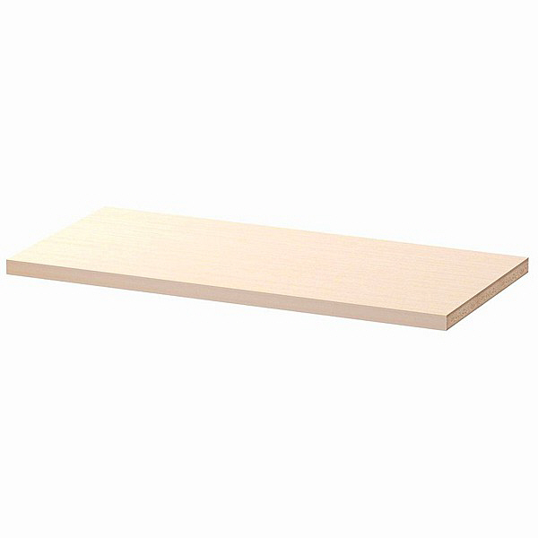 大洋 Shelfit(シェルフィット) エースラック/カラーラックM 追加棚板 タフタイプ 本体幅800×奥行400mm専用 ライトナチュラル 1枚 (取寄品)