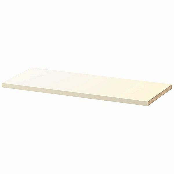 大洋 Shelfit(シェルフィット) エースラック/カラーラックM 追加棚板 タフタイプ 本体幅900×奥行400mm専用 ホワイト 1枚 (取寄品)