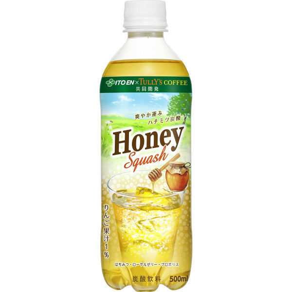 HONEY SQUASH500ml24本
