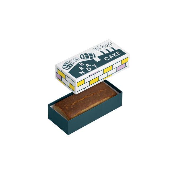 資生堂パーラー ブランデーケーキ 1個