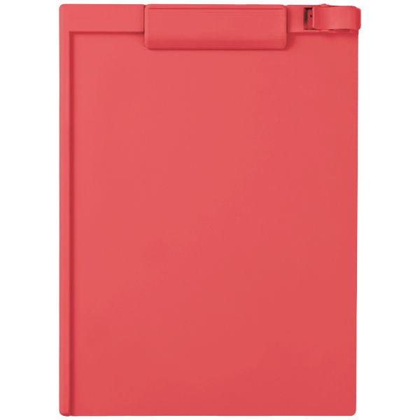セキセイ クリップボード A4 ピンク
