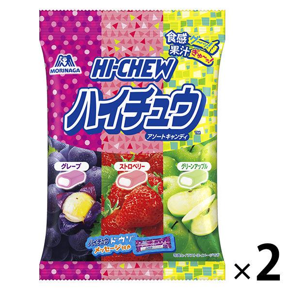 森永製菓 ハイチュウアソート 2袋