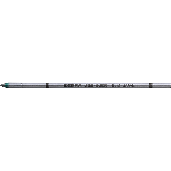 サラサ替芯 フォルティアスタイラス・シャーボXシリーズ用 0.5mm エメラルドグリーン RJSB5-EG 7本 ゼブラ (直送品)