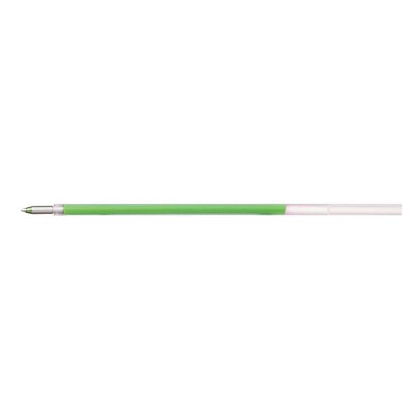 サラサ替芯 マルチ・プレフィール用 0.3mm ライトグリーン RNJK3-LG 10本 ゼブラ (直送品)