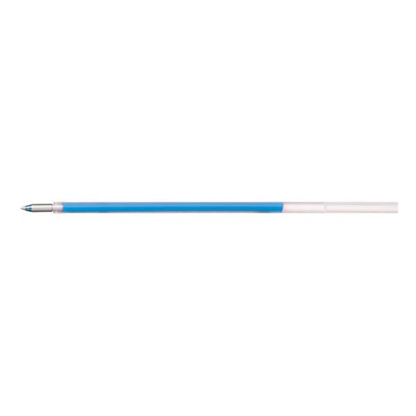 サラサ替芯 マルチ・プレフィール用 0.5mm ライトブルー RNJK5-LB 10本 ゼブラ (直送品)