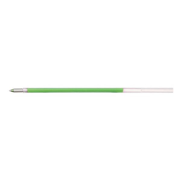 ゼブラ SARASA(サラサ) 替芯 0.5mm ライトグリーン RNJK5-LG 10本 (直送品)