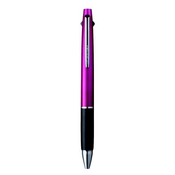 ジェットストリーム多機能ボールペン 2色+シャープ 0.5mm MSXE3-800-05 ピンク 2本 三菱鉛筆uni (直送品)