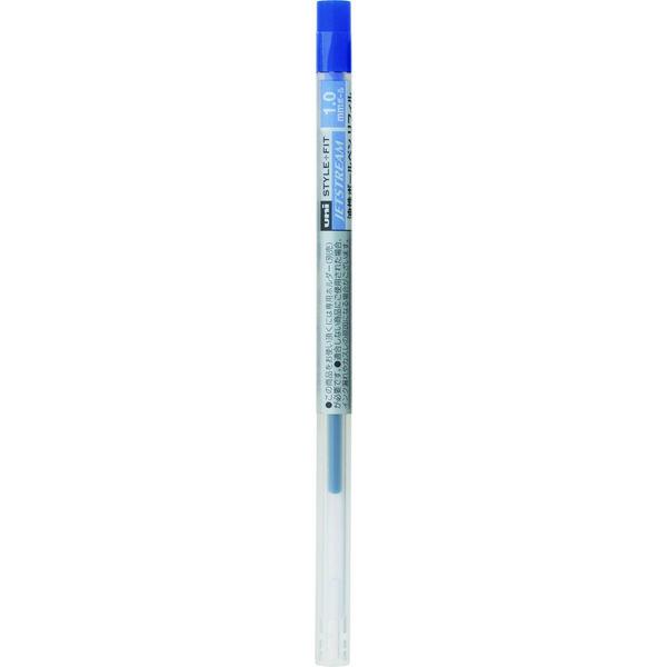 ジェットストリーム替芯 油性ボールペン 1.0mm 青インク SXR8910.33 13本 三菱鉛筆uni (直送品)
