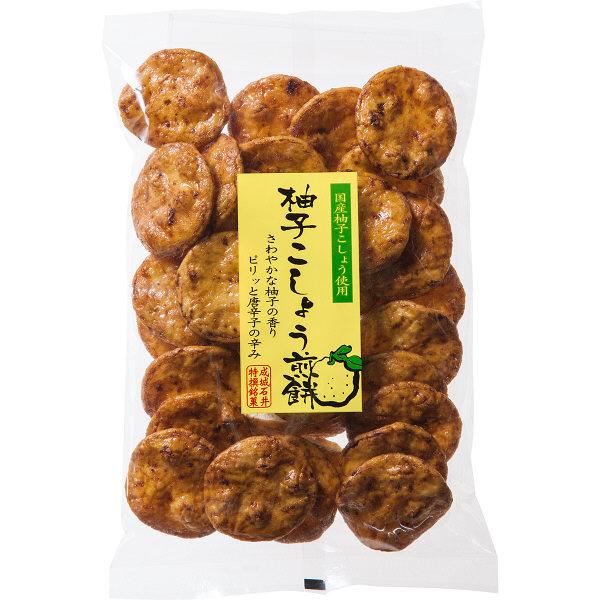成城石井 ゆず胡椒せんべい 1袋