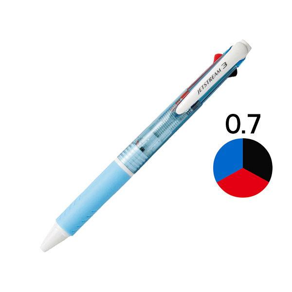 ジェットストリーム3色 青3本(直送品)