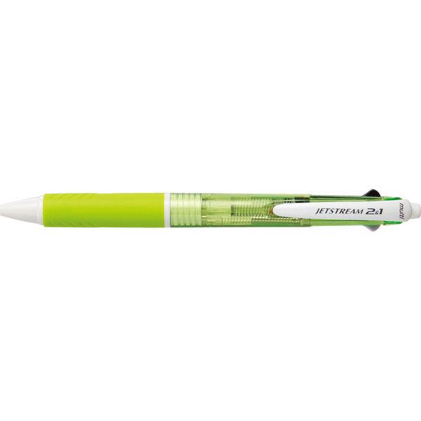 三菱鉛筆 ジェットストリーム MSXE350007 緑 その他 MSXE350007.6 2本 (直送品)