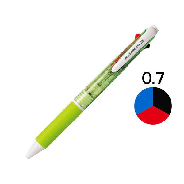 ジェットストリーム3色 緑3本(直送品)
