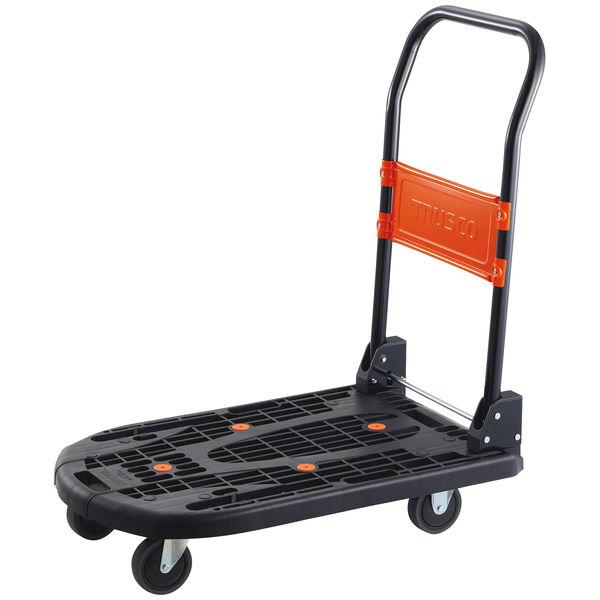 軽量樹脂製運搬車カルティオ(ブラック)