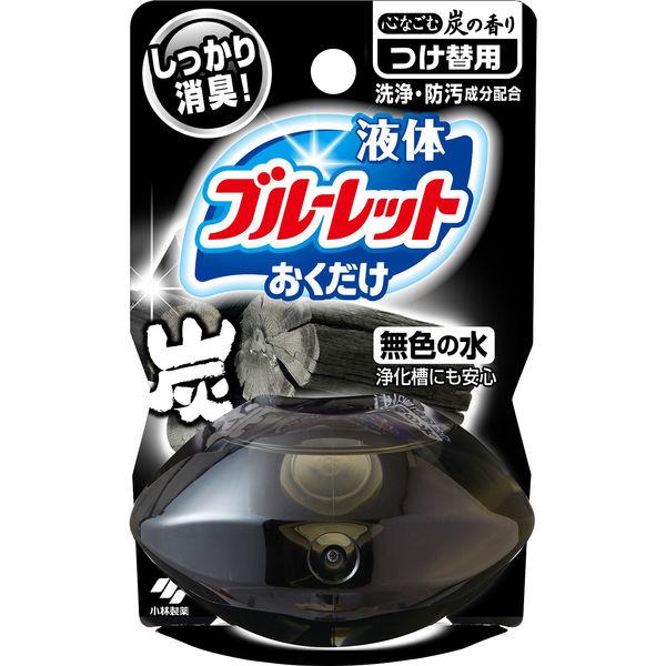 液体ブルーレットおくだけ炭の香り詰替