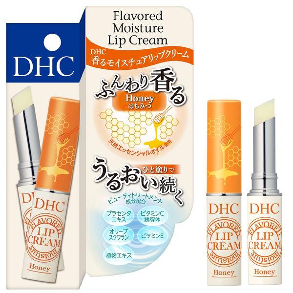 DHC 香るリップクリーム はちみつ