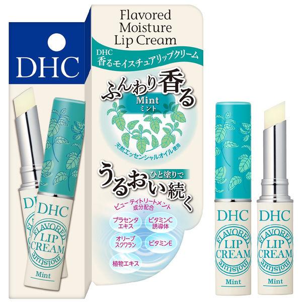 DHC 香るリップクリーム ミント
