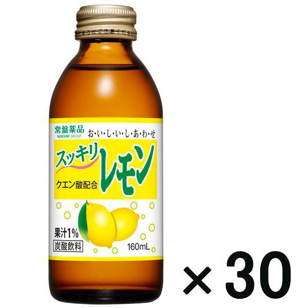 常盤薬品 スッキリレモン 160ml