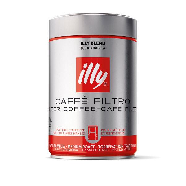 イリーフィルターミディアムロースト 2缶