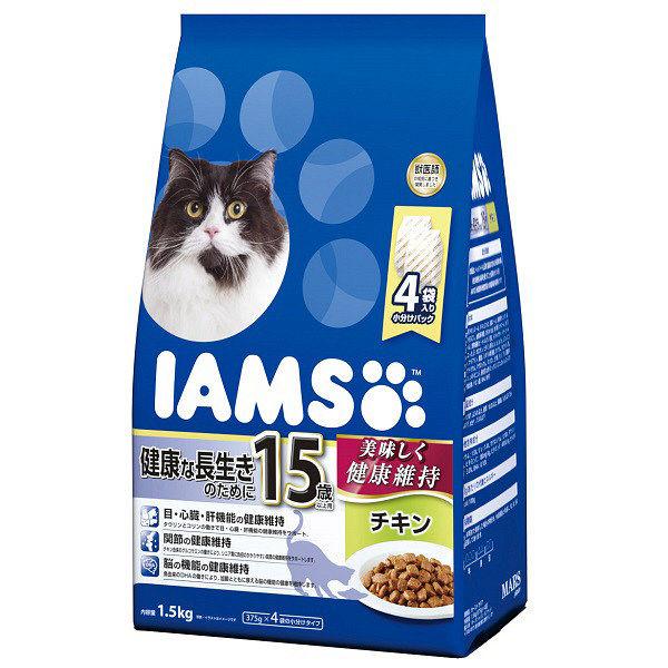 箱売アイムス15歳以上チキン1.5kg