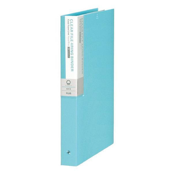 差替式クリアーファイル 水12冊(取寄)