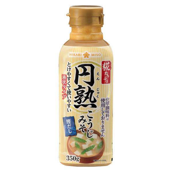 ひかり味噌 円熟こうじみそ 液状タイプ