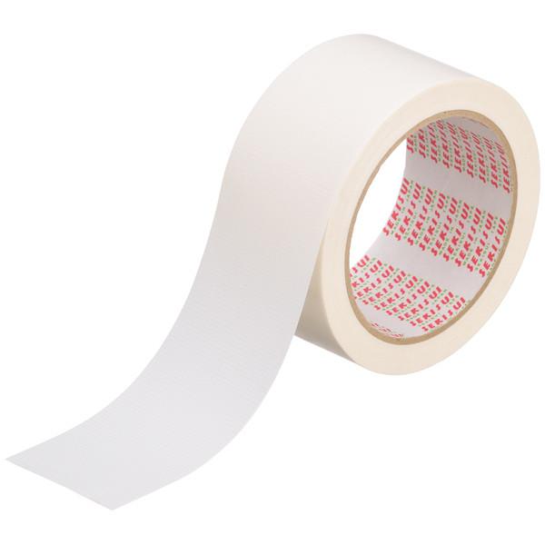 布テープ No.600A 0.13mm厚 50mm×25m巻 白 N60WA03 積水化学工業