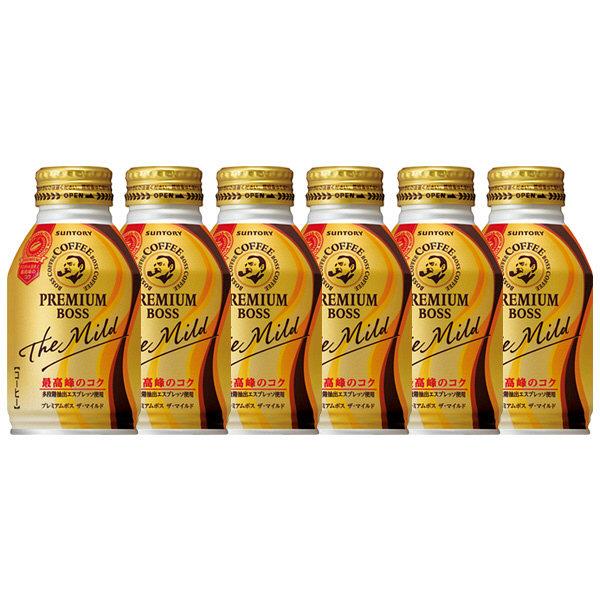 プレミアムボスザ・マイルド260g6缶