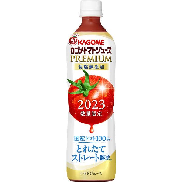 トマトジュースプレミアム無塩 5+1本