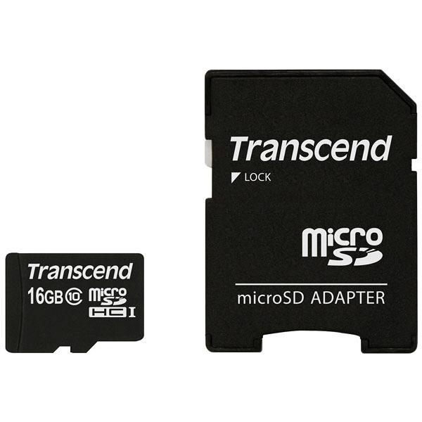 microSDHCカード 16GB