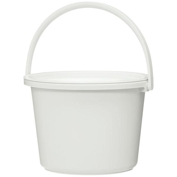 無印良品 ポリプロピレンバケツ・フタ付(7.5L)