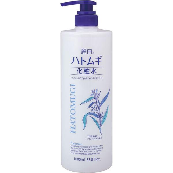 麗白ハトムギ化粧水大容量サイズ1L