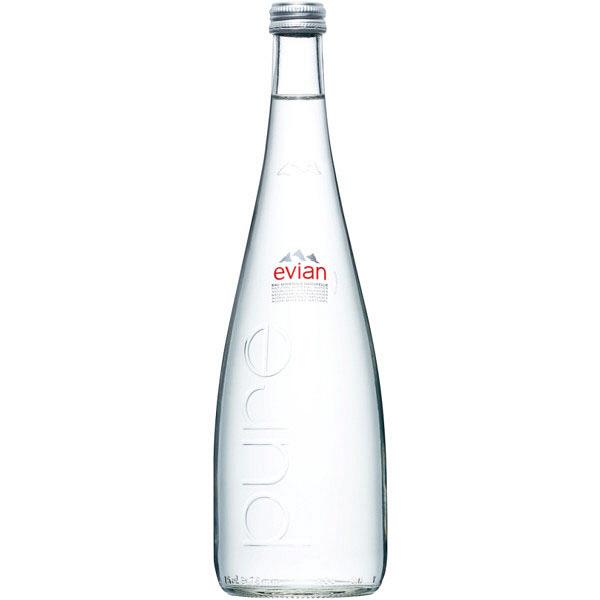 evian(エビアン)750ml 12本