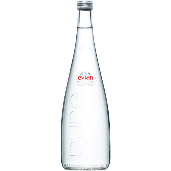 evian(エビアン)750ml 24本