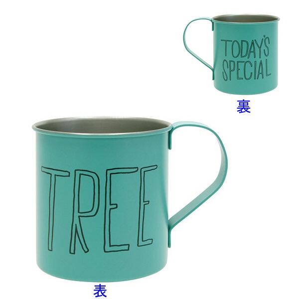 ステンレスマグ TREE 1個