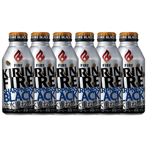 ファイア シャープネスブラック 6缶