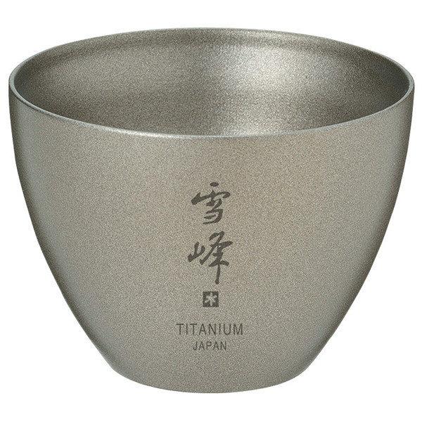 お猪口 Titanium TW-020