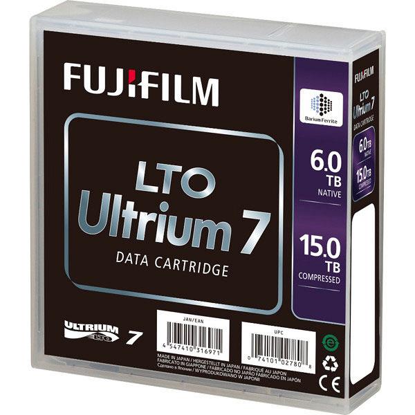 富士フイルム LTO7テープ