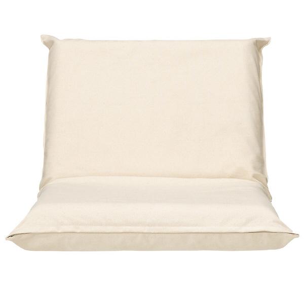 座いす大用カバー/綿帆布生成