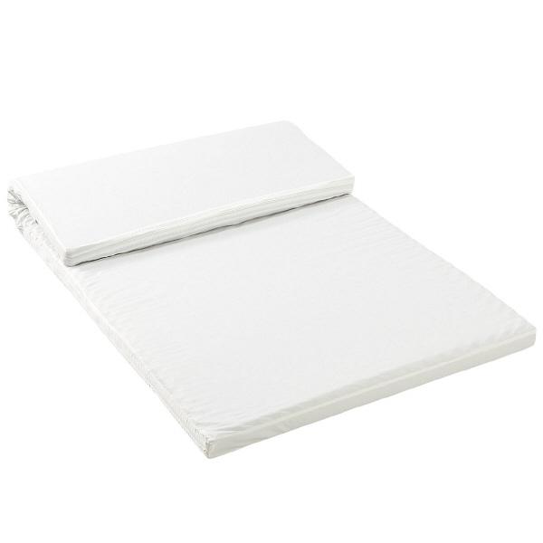 カバーが洗えるプロファイルウレタン敷布団