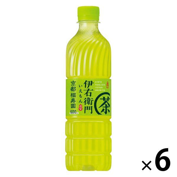 伊右衛門 525ml 1セット(6本)