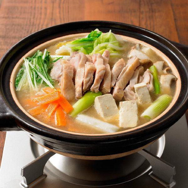 手づくり鍋の素 サムゲタン鍋