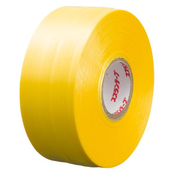 スズランテープ 黄 1巻 タキロンシーアイ