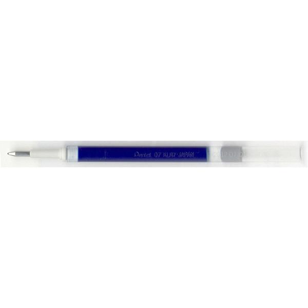 ぺんてる ハイパーG リフィル 0.7mm 青 XKLR7-C 1セット(10本) (直送品)