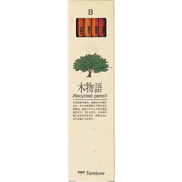 鉛筆B 木物語 2ダース(直送品)